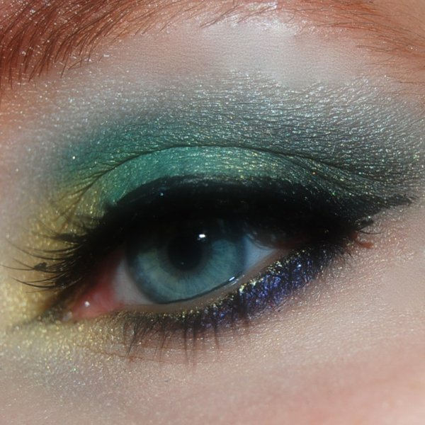 maquillage yeux lunel
