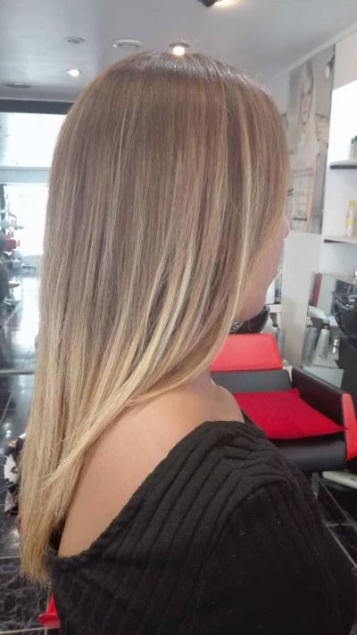 ombré hair Lunel